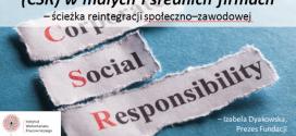 Partnerstwo przeciw wykluczeniu społecznemu – profesjonalne formy pomocy ze szczególną rolą zatrudnienia socjalnego