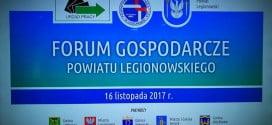 Na I Forum Gospodarczym w Legionowie o CSR