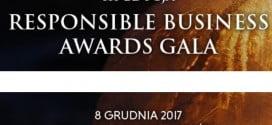 Responsible Business Awards Gala 2017
